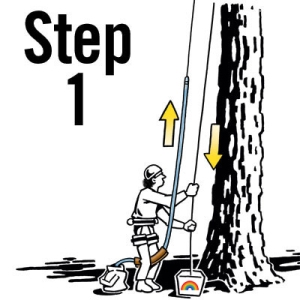 Rigging-ropepro-above-Step-1